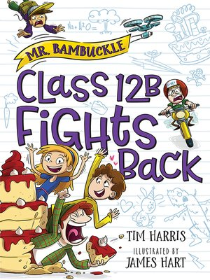 cover image of Class 12B Fights Back