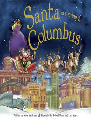 cover image of Santa Is Coming to Columbus