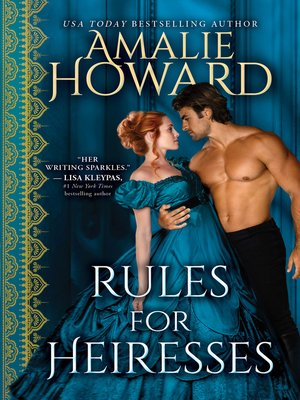 cover image of Rules for Heiresses