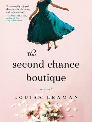 cover image of The Second Chance Boutique