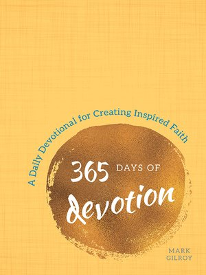 cover image of 365 Days of Devotion