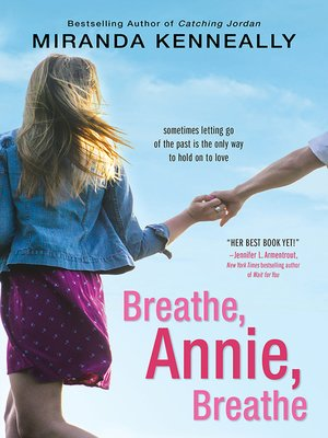 cover image of Breathe, Annie, Breathe