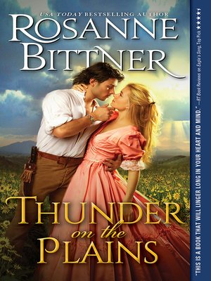 cover image of Thunder on the Plains