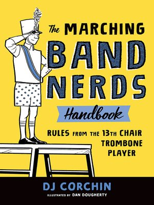 cover image of The Marching Band Nerds Handbook