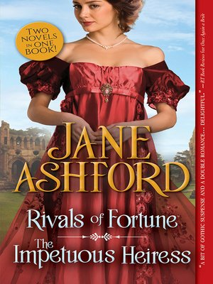 cover image of Rivals of Fortune / the Impetuous Heiress