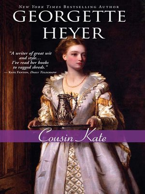 cover image of Cousin Kate