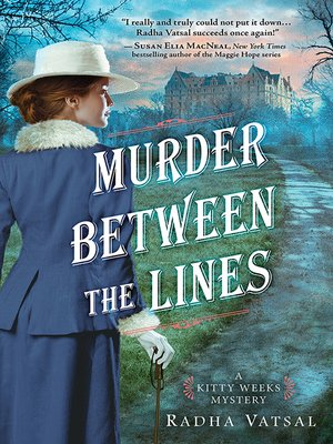 cover image of Murder between the Lines