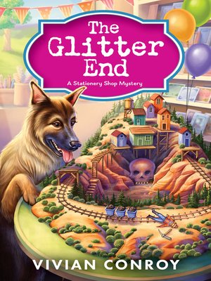 cover image of The Glitter End