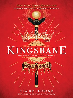cover image of Kingsbane
