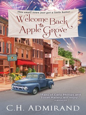 cover image of Welcome Back to Apple Grove