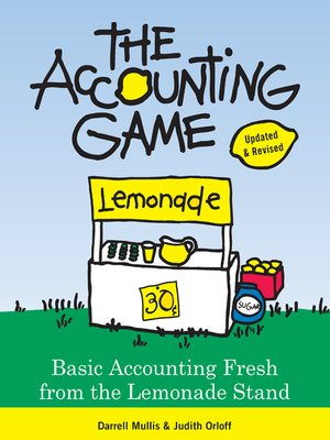 cover image of The Accounting Game