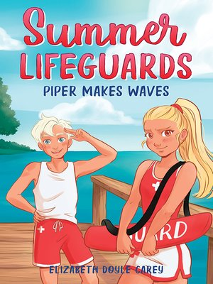 cover image of Piper Makes Waves