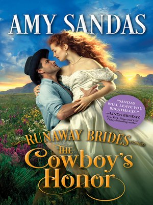 cover image of The Cowboy's Honor