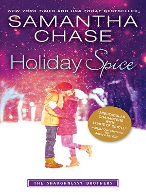 cover image of Holiday Spice