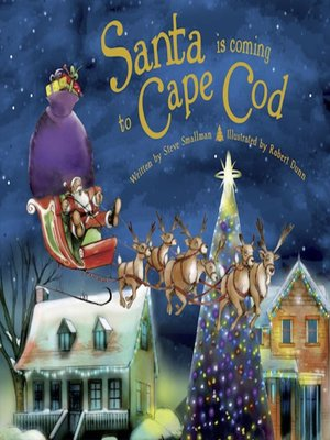 cover image of Santa Is Coming to Cape Cod