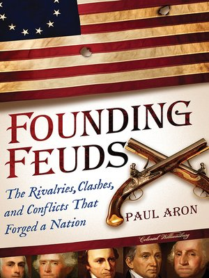 cover image of Founding Feuds