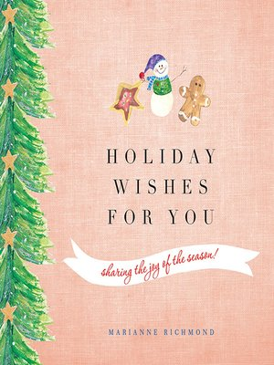 cover image of Holiday Wishes for You