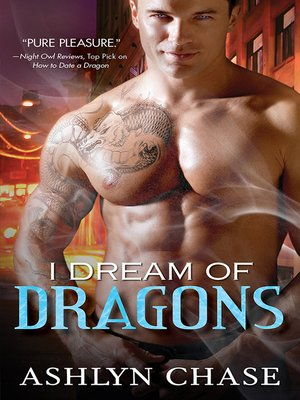 cover image of I Dream of Dragons