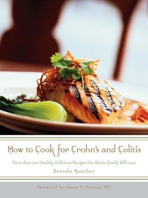 cover image of How to Cook for Crohn's and Colitis