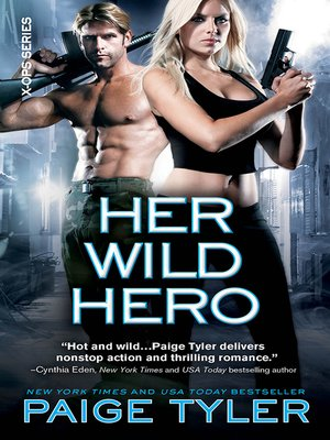 cover image of Her Wild Hero