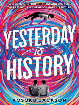 cover image of Yesterday Is History