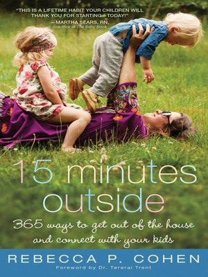 cover image of Fifteen Minutes Outside