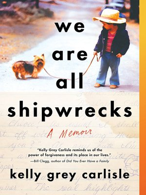 cover image of We Are All Shipwrecks