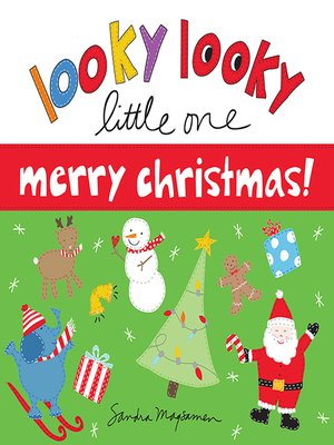 cover image of Looky Looky Little One: Merry Christmas
