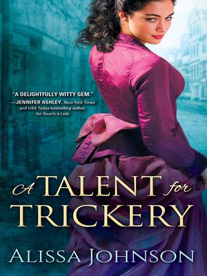 cover image of A Talent for Trickery