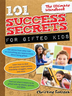 cover image of 101 Success Secrets for Gifted Kids