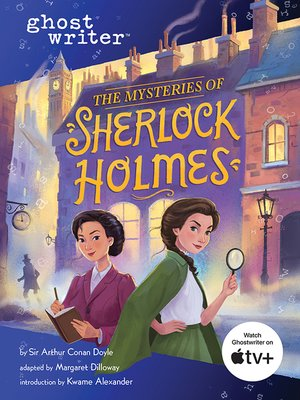 cover image of The Mysteries of Sherlock Holmes