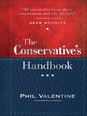 cover image of The Conservative's Handbook