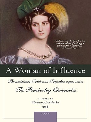 cover image of A Woman of Influence