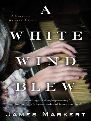 cover image of A White Wind Blew