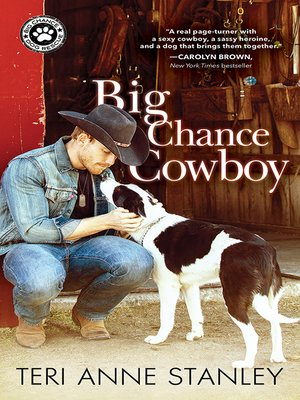 cover image of Big Chance Cowboy