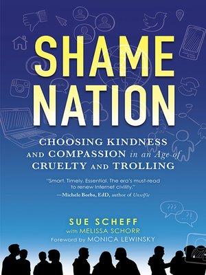 cover image of Shame Nation