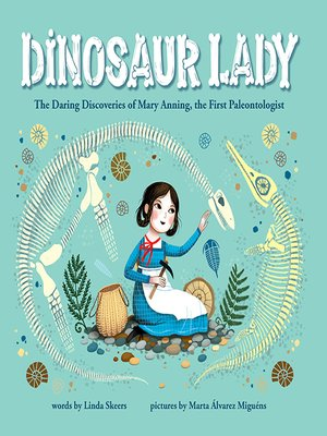 cover image of Dinosaur Lady