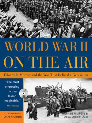 cover image of World War II on the Air