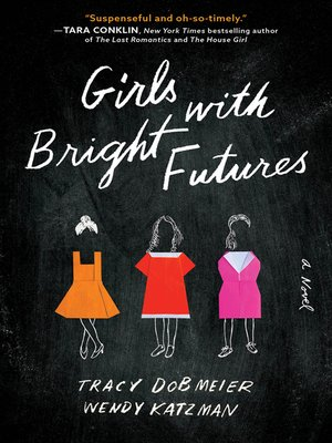 cover image of Girls with Bright Futures