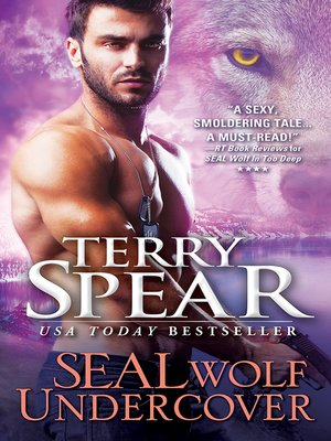 cover image of SEAL Wolf Undercover