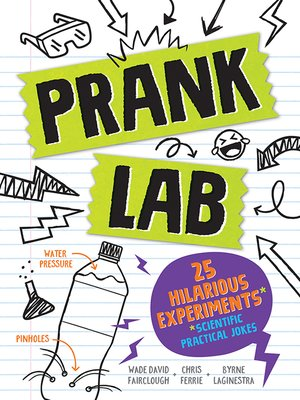 cover image of Pranklab