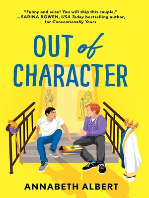 cover image of Out of Character