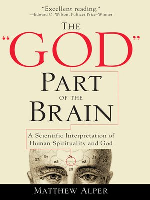 """cover image of The """"God"""" Part of the Brain"""