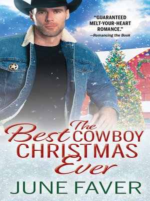cover image of The Best Cowboy Christmas Ever