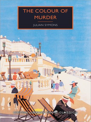 cover image of The Colour of Murder