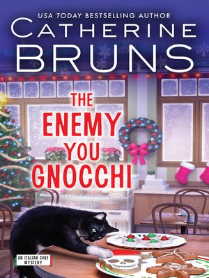 cover image of The Enemy You Gnocchi