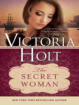 cover image of The Secret Woman