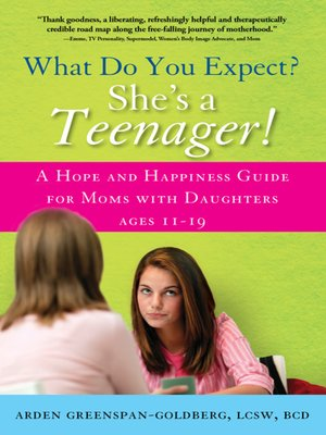 cover image of What Do You Expect? She's a Teenager!