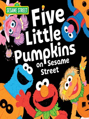 cover image of Five Little Pumpkins on Sesame Street