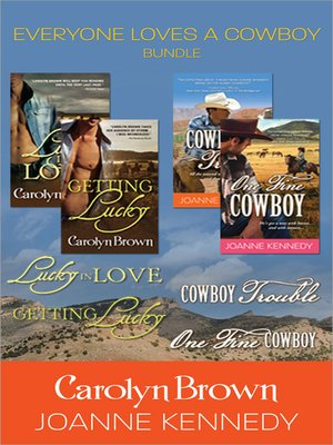 cover image of Everyone Loves a Cowboy 4-pack